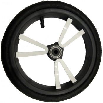 """Колесо для коляски 10"""" Bebetto №28 (надувное низкопрофильное)"""