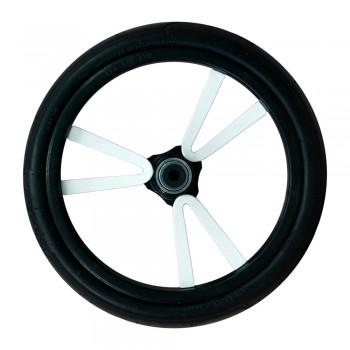 """Колесо для коляски 10"""" Bebetto №31 (низкопрофильное, вспененная резина)"""