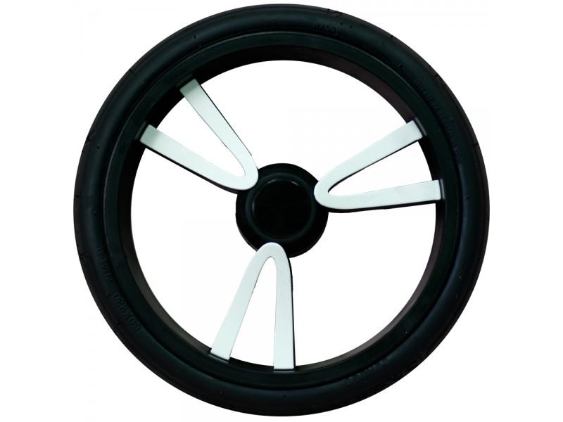 """Колесо для коляски 12"""" Bebetto №32 (низкопрофильное, вспененная резина)"""