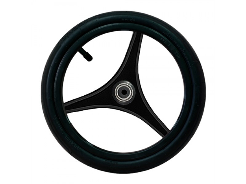 """Колесо для коляски 10"""" Bebetto №35 (надувное низкопрофильное)"""