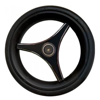 """Колесо для коляски 10"""" Bebetto №41 (низкопрофильное, вспененная резина)"""