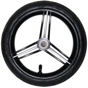 """Колесо для коляски 10"""" Bebetto №5 (надувное низкопрофильное)"""
