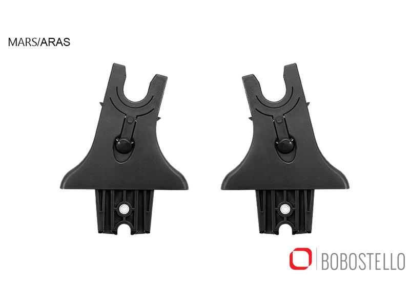 Адаптеры Bobostello Mars/ARAS (для автокресла на коляску Bebetto)