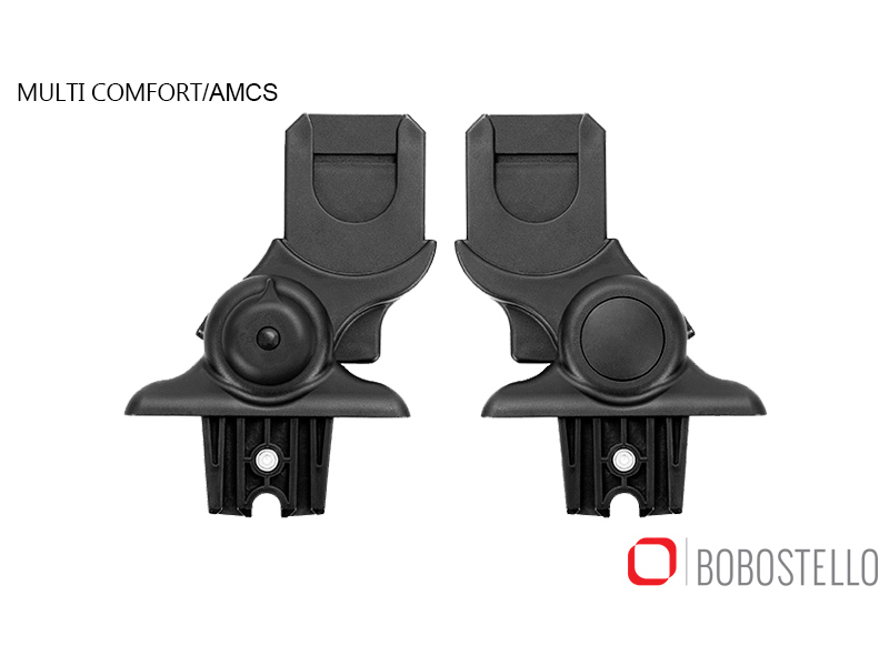 Адаптеры Bobostello Multi Comfort/AMCS (для автокресла на коляску Bebetto)